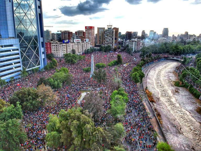 Protests, Riots, Inequality and a New Constitution for Chile