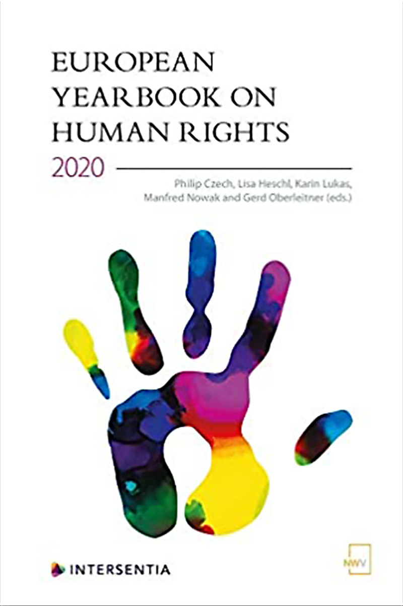 European Yearbook on Human Rights 2020 Special focus: Rights of the Child, Call for Contributions