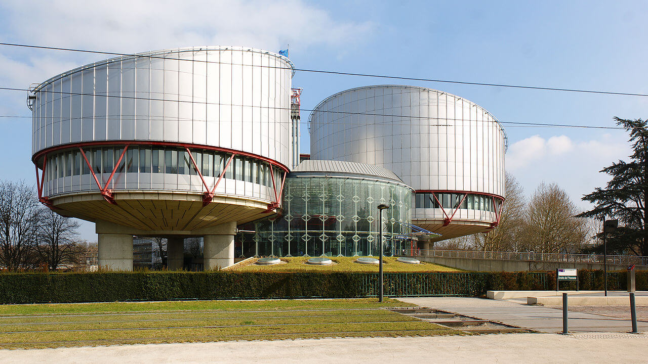"""Invitation to the conference """"Women's Human Rights in the Twenty-First Century"""", European Court of Human Rights, 14 February 2020"""