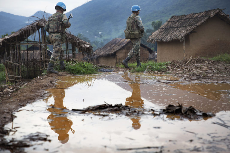International Legal Systems Failing Child Victims of Peacekeeper Sexual Abuse