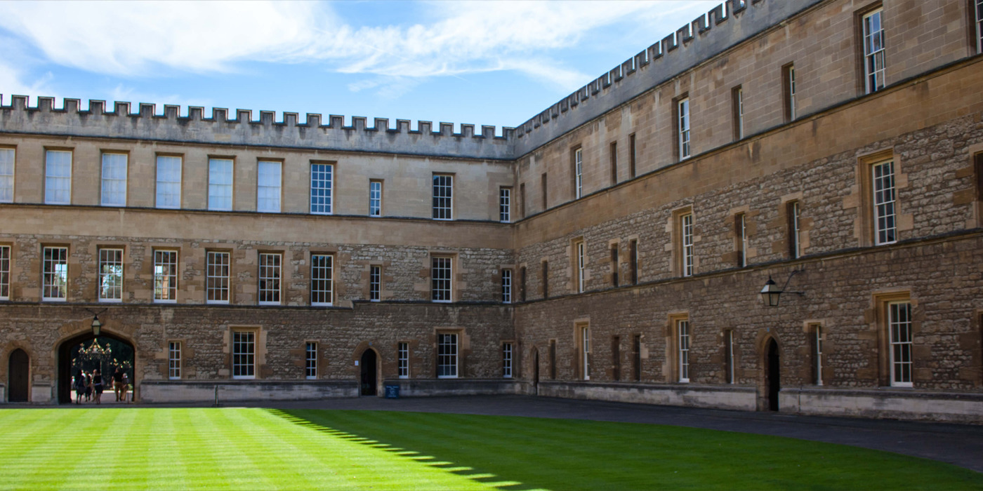International Human Rights Law Master's Admissions and Scholarships – The University of Oxford Department for Continuing Education