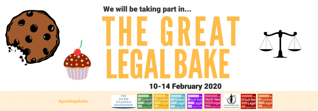 OxHRH Team is hosting the Great Legal Bake Sale 2020!