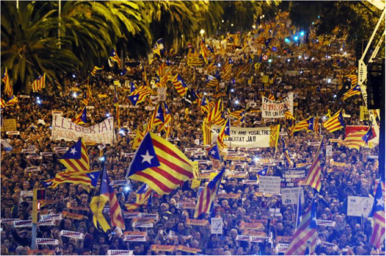 Catalonia: Human Rights Violations in the Imprisonment and Conviction of the Pro-Independence Political Leaders