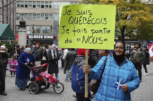 Does State laicity in Québec breach gender equality?