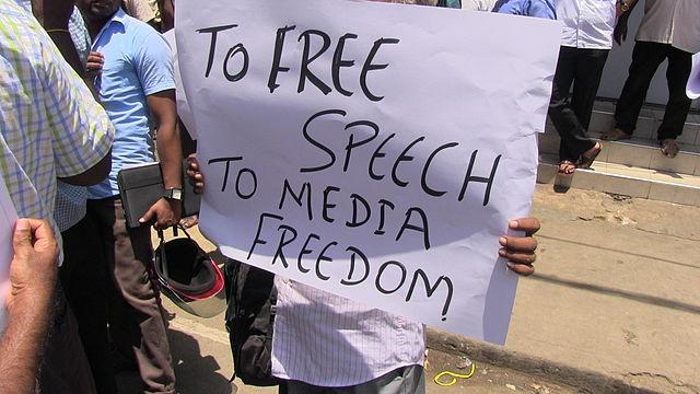 Covid-19 in Sri Lanka: Is Free Speech the next Victim?