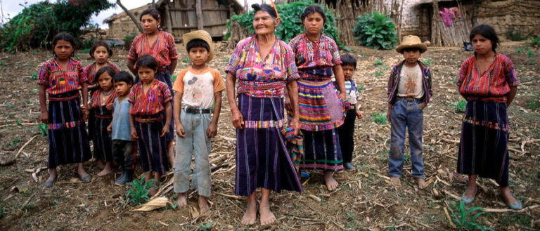 Protecting Indigenous Communities in Cases of Climate-forced migration