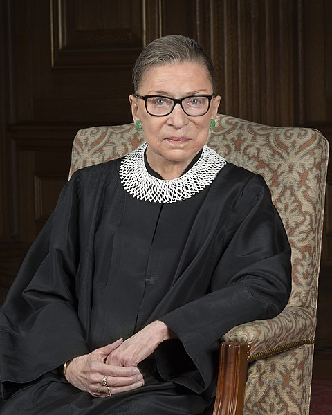 """Introduction: The """"Notorious R.B.G."""" [Blog Series: The Legacy of U.S. Supreme Court Justice Ruth Bader Ginsburg]"""