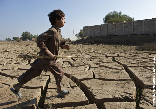 A drought-stricken and marginalised Tharparkar: The right to water and COVID-19 in Pakistan