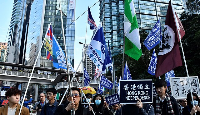 Taking Free Speech Seriously: The Right to Advocate Secession in Hong Kong