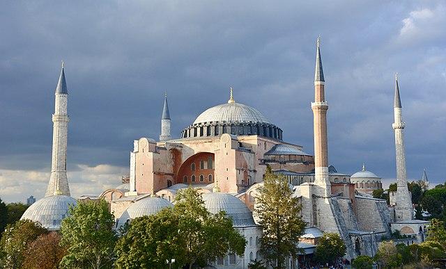 Inside Hagia Sophia's Ideological Conversion