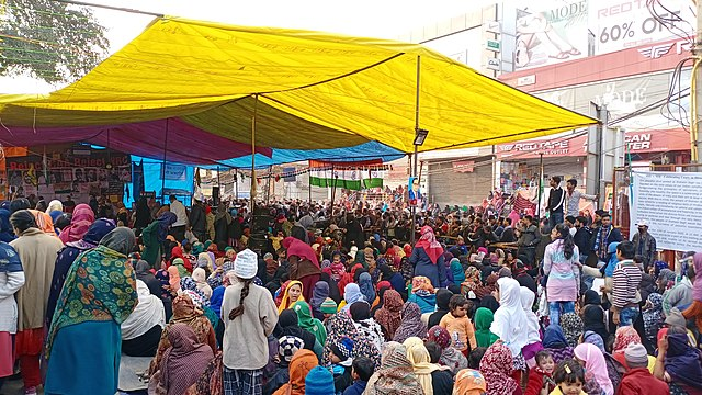Right to Protest v. Convenience of the Public – The Indian Supreme Court's Decision on Shaheen Bagh Anti-CAA Protests