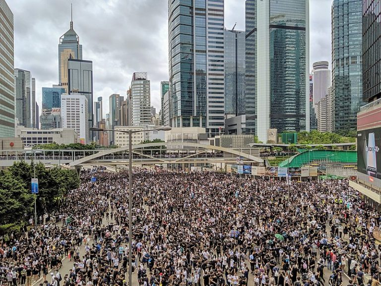 Hong Kong: Anti-Mask Law Held Constitutional (but please wear a mask for COVID-19)