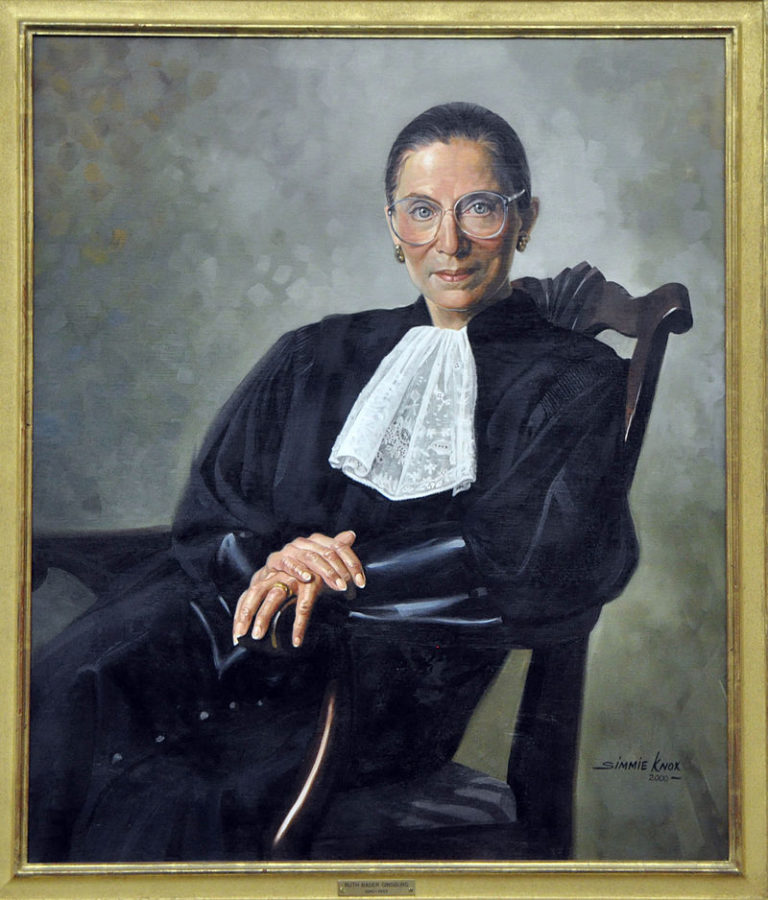 RBG: Advancing Justice in the Criminal Legal System
