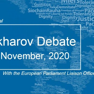 Join the UCL European Institute for the Sakharov Debate: What Price Health? Health, human rights and public trust