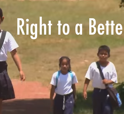Right to a Better World-Documentary Series