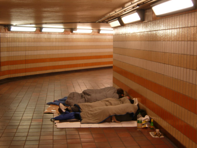 Foreign National Rough Sleepers Penalised Under the UK's Revised Immigration Rules