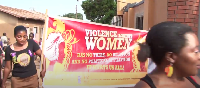 Right to a Better World: Violence Against Women