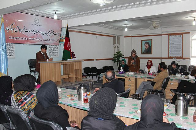 Restricting Human Rights: Afghanistan to Amend its Law on Non-Governmental Organizations