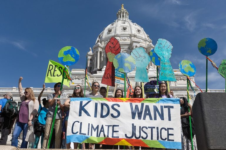 Youth Led Litigation Highlights the Intergenerational Impact of Climate Change
