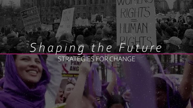 Shaping the Future – Strategies for Change