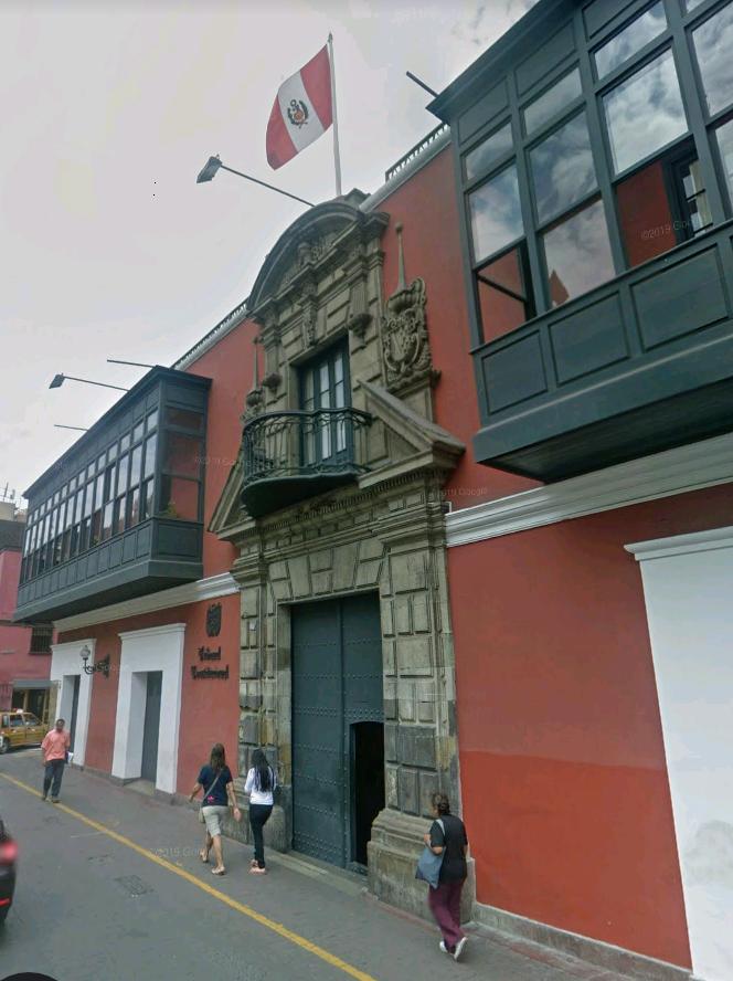 Intercultural Constitutionalism in Peru