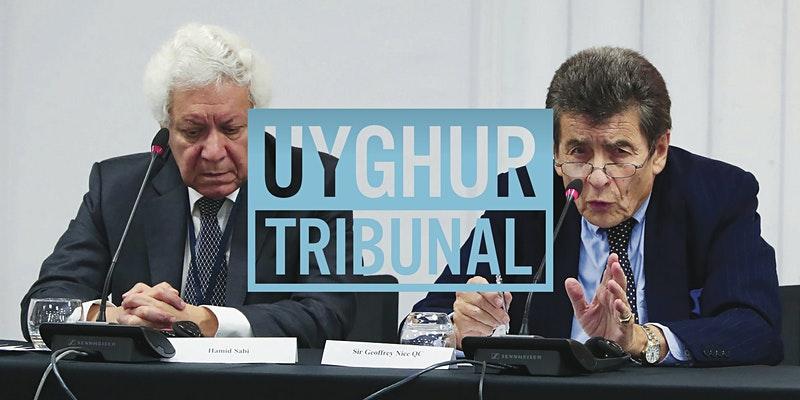 Uyghur Tribunal Hearings Invitation – 4-7thof June at Church House, London