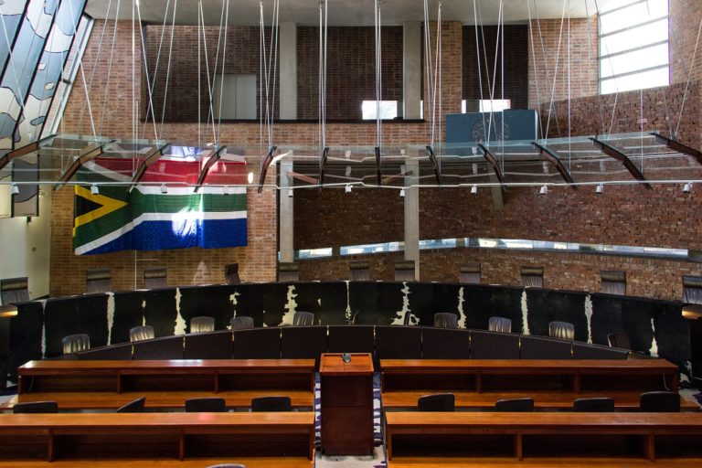 South African Constitutional Court sentences former President Zuma to 15 months' in prison for contempt of court
