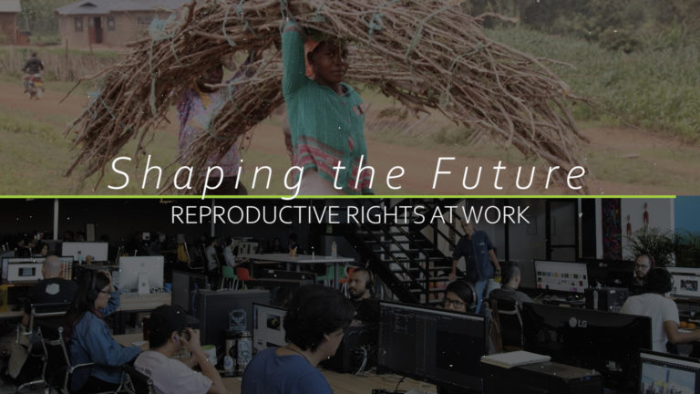 Shaping the Future of Sexual and Reproductive Health Rights at Work