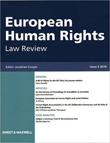 Cover of EHRLR